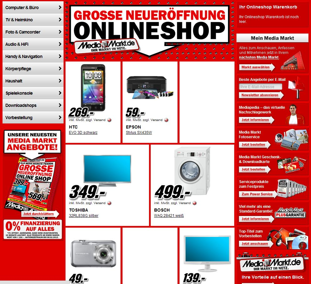 mediamarkt online shop stell dir vor es geht niemand hin. Black Bedroom Furniture Sets. Home Design Ideas