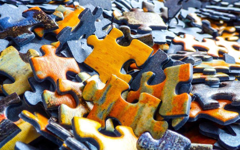 Puzzle Teile